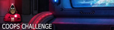 Coops Challenge 10 – Arrives!
