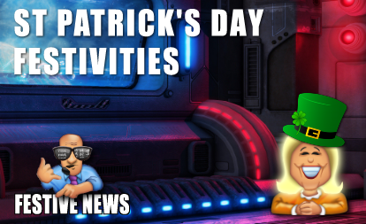 St Patrick's Festivities