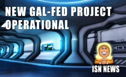 New Gal Fed Project Operational