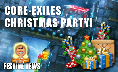 Christmas Party – Details Announced